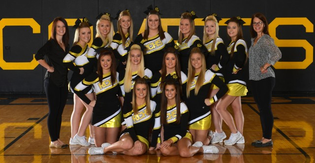 Competitive Cheer 2015-16
